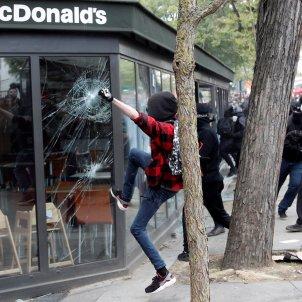 paris 1 de maig manifestacio efe