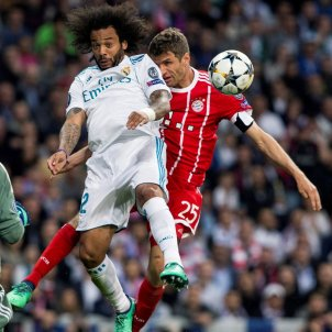 Marcelo Müller Reial Madrid Bayern Munic Champions Efe