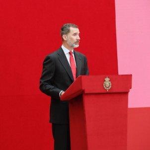 felip discurs bandera espanya 2 casa reial