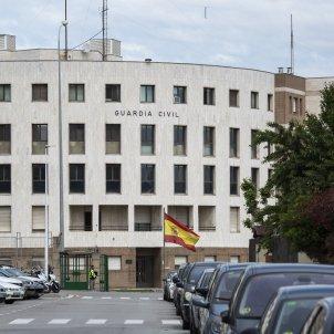Caserna Guardia Civil Sant Andreu de la Barca cas institut Palau - Sergi Alcàzar
