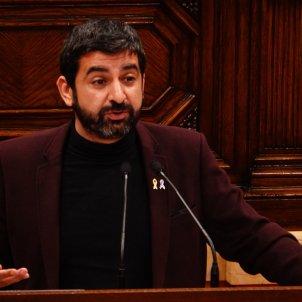 Chakir El Homrani ERC Parlament Roberto Lázaro