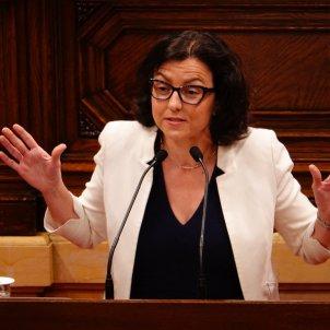 Eva Granados PSC Parlament Roberto Lázaro