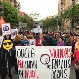 manifestacio violador verneda - @arranclot