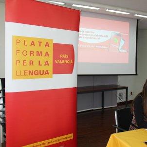 Plataforma per la LLengua País Valencià