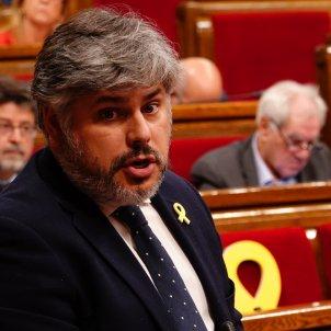 Albert Batet Parlament   Roberto Lázaro