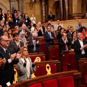 parlament manada - roberto lazaro