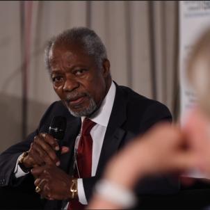 Kofi Annan viquipedia
