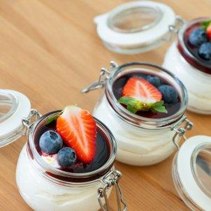 Coca de iogurt- Pastissos