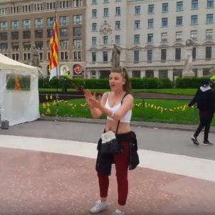 espanyolista plaça catalunya