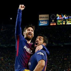 messi suarez Barça Reial Madrid GTRES