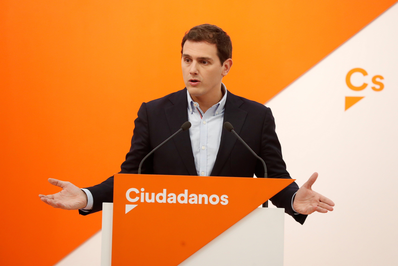 Albert Rivera Ciutadans - EFE