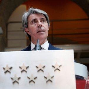 Àngel Garrido Madrid - EFE