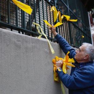 arrencada llaços grocs ensenyament - sergi alcazar
