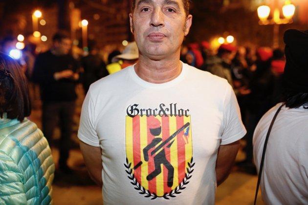 unionistas manifestacio francesc macia - sergi alcazar