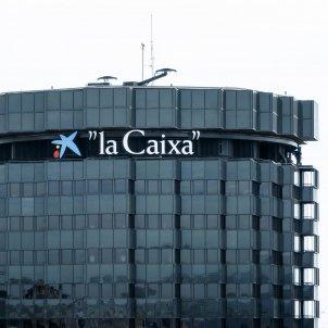 Edifici seu La Caixa Caixabank Economia - Sergi Alcàzar
