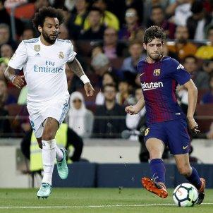 Marcelo Sergi Roberto Barça Madrid   EFE