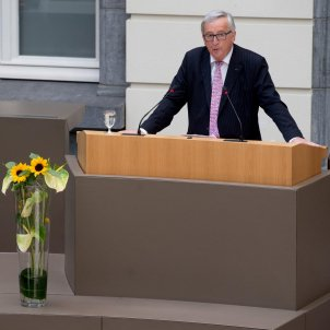 Juncker parlament Flandes - CE
