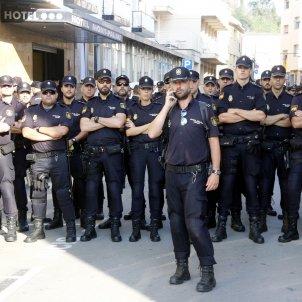 policia espanyola pineda acn