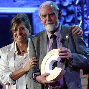 Josep Maixenchs recull el Premi Nacional de Cultura ACN