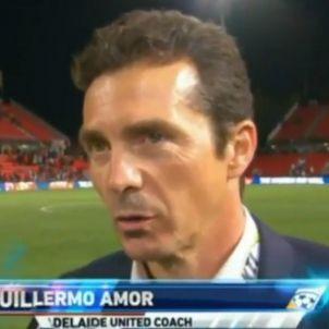 Guillermo Amor captura pantalla