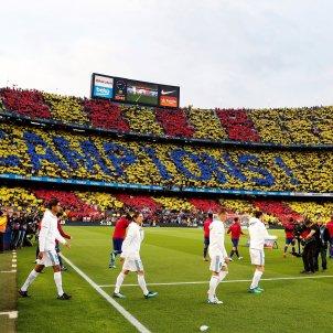 Barça Madrid mosaic   EFE
