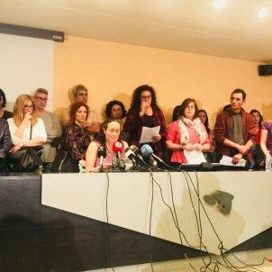 Families comunicat El Palau -GL