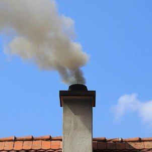 Humo chimenea pixabay