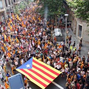 Manifestació independentisme / ACN