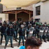 referèndum 1 octubre guàrdia civil Fonollosa - ACN