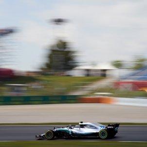 Valtteri Bottas Fórmula 1 GP Barcelona Catalunya Montmeló Efe