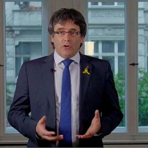Puigdemont Alemanya Anunci Torra EFE