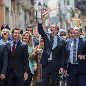 Rajoy Cadis 11 05 2018 EFE