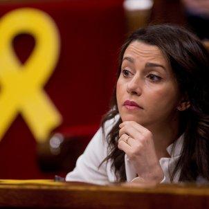 Inés Arrimadas - EFE