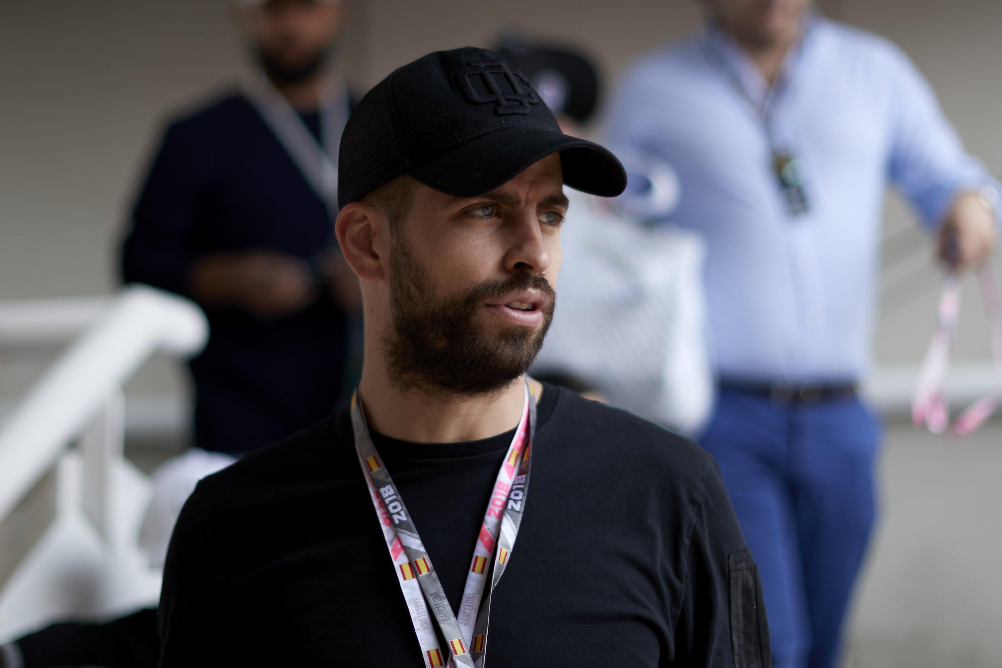Gerard Piqué Fórmula 1 Barcelona   EFE