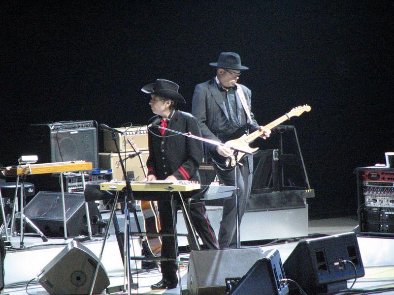Bob Dylan in Toronto (1)