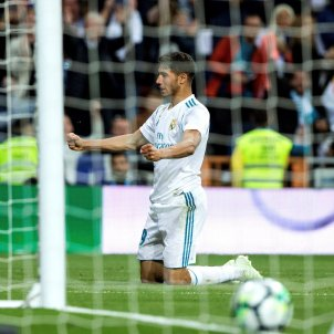 Madrid gol Celta Achraf   EFE