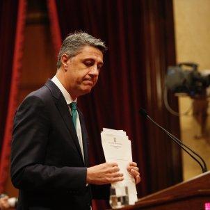Albiol debat investidura 2   Sergi Alcàzar