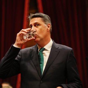 Albiol debat investidura   Sergi Alcàzar