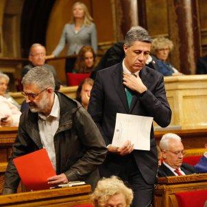 Riera i ALbiol debat investidura   Sergi Alcàzar