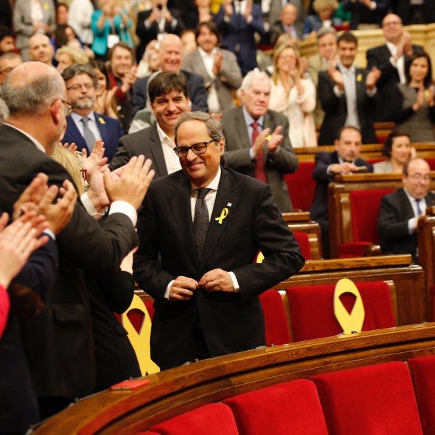 Resultado de imagen de Torra obté llum verda jurídica per superar el bloqueig de Rajoy al Govern