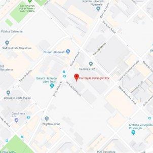 esglesia poblenou google maps