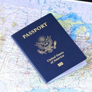 pasaport EEUU Pixabay