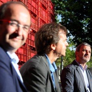 Miquel Iceta Jaume Collboni PSC / ACN