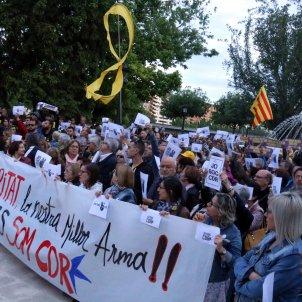 Manifestació 25 març lleida / ACN