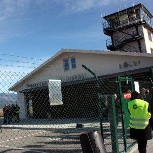 Torre control aeroport Seu d'Urgell ACN