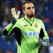 Pau Lopez Espanyol porter   EFE