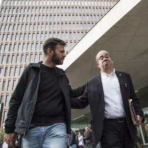 Oriol Lladó José Tellez Govern Badalona 12 Octubre - Sergi Alcàzar