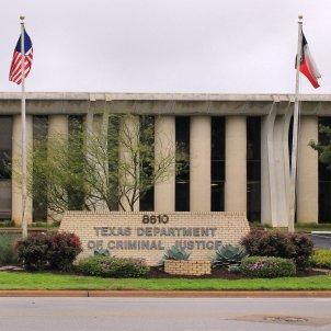 Departamento de Justicia Criminal de Texas Wikipedia
