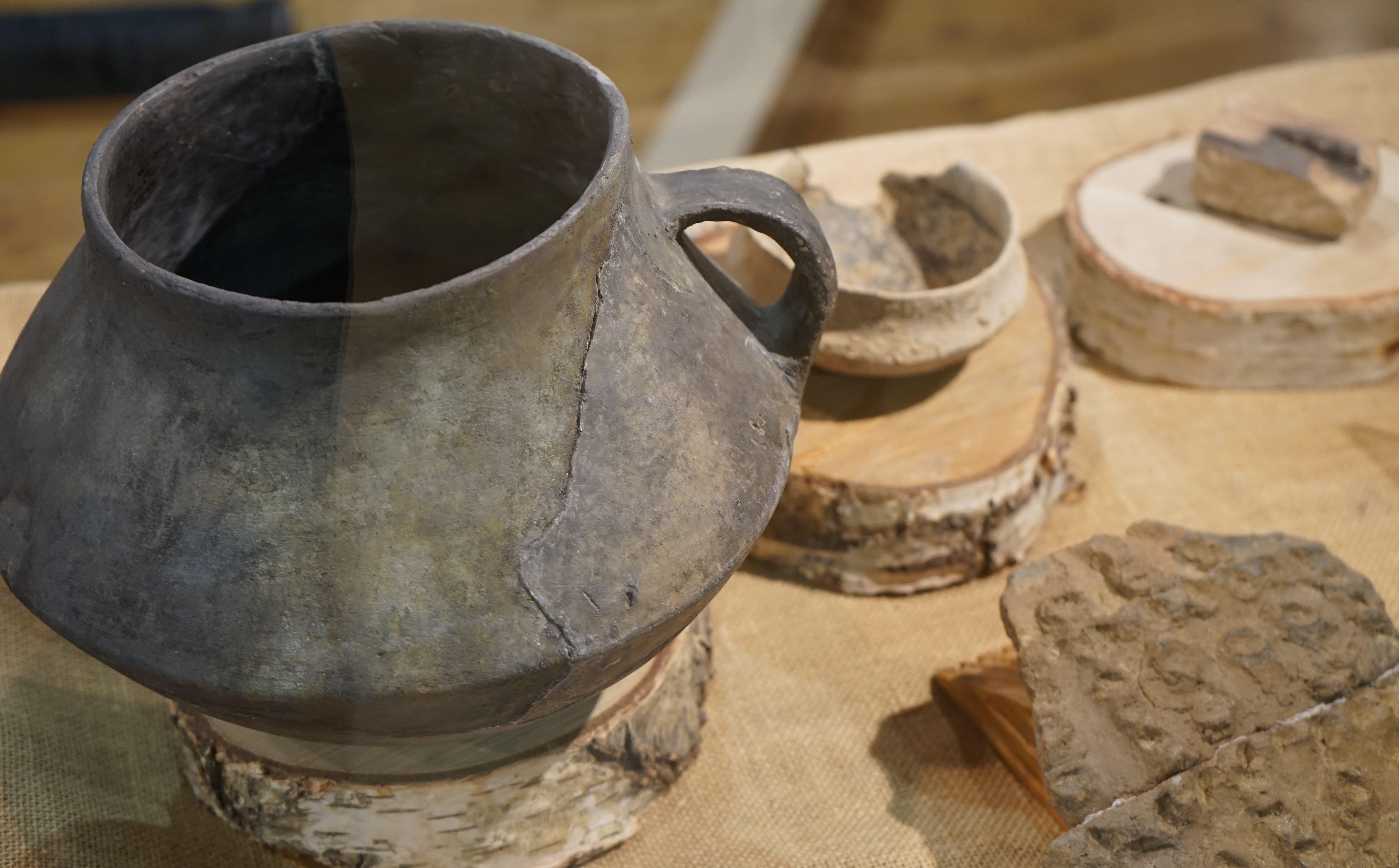 pirineu ceramica grup arqueologia alta muntanya