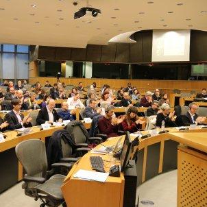 Parlament europeu conferència 1 O acn
